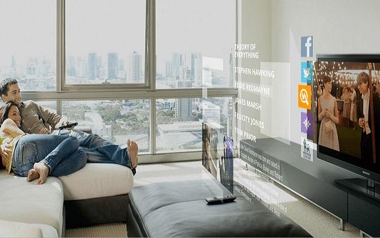 InAir AR تلویزیون واقعیت افزوده